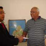 CSR donation by Habib Bank on 30 dec 2010