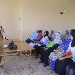 Talk by nutritionist May 2010