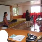 Workshop on Occupational therapy for teachers of CSENS Nov 2010