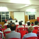 Talk by Dr Khalil Elahee on 10th June 2011 on