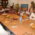 Visit of Dr Mounir Ahmad and others from UK.7th June 2011