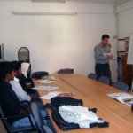 Turkish lesson for scholarship students to Turkey