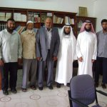 Meeting with Sheiks from Qatar March 2017