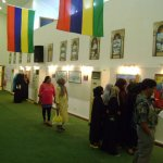 Visit of Islamic exhibition at ICC